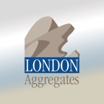 London Aggregates Logo
