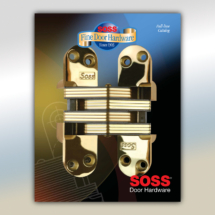SOSS Catalog Cover