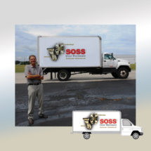 SOSS Truck Graphics