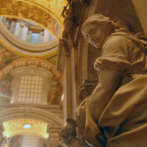 Statuary, St. Peters Basilica, Vatican