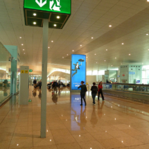 Barcelona El Prat Airport Terminal